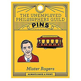 Pin Set - UPG - Mister Rogers & Trolley 5097