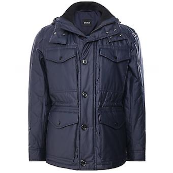 Boss Water-Repellent Cutis Field Jacket