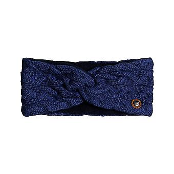 Roxy Alta Headband in Medieval Blue