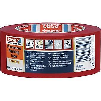 (L x W) 33 m x 50 mm Red PVC 4169-59-93 TESA