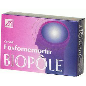 Intersa Fosfomemorin (Cocktail Memoria) 20 Ampollas