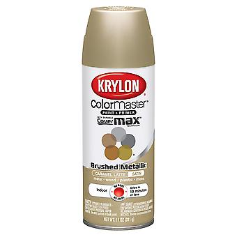 Colormaster Indoor/Outdoor Aerosol Paint 12oz-Caramel Latte 1000A-51250