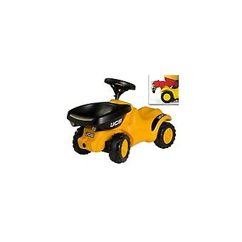 Rolly Toys JCB Dumper 135646 RollyMinitrac Walking Auto