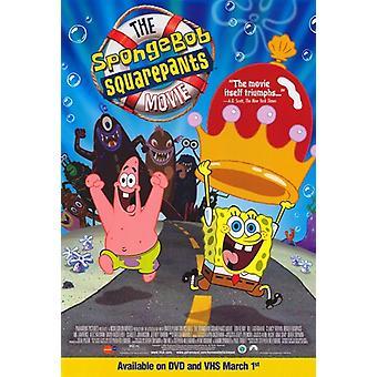 SpongeBob SquarePants Movie Movie Poster (11 x 17)