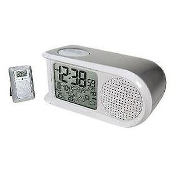 Balance weather station and alarmclock radio (Home , Bedroom , Alarm clock)
