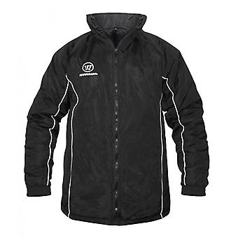 Warrior Winter Stadium Jacket W2 schwarz  Senior/Junior
