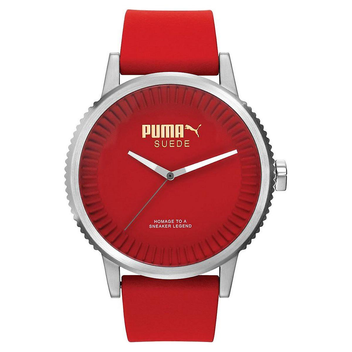 Puma Sport Watch Red Victory Sports Black Dial Mens Fossil Poptastic Color Fs5289 Download