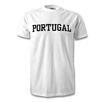 Portugal Country Kids T-Shirt