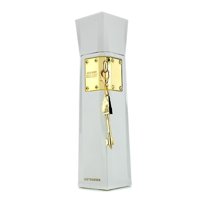 Justin Bieber The Key Eau de Toilette Spray 100ml / 3.4oz