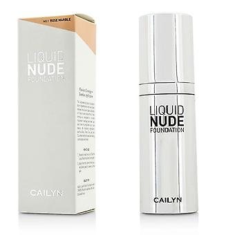 Cailyn Liquid Nude Foundation - #01 Rose Marble 30ml/1oz