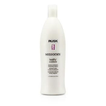 Rusk Sensories Healthy Blackberry and Bergamot Strengthening Conditioner - 1000ml/33.8oz