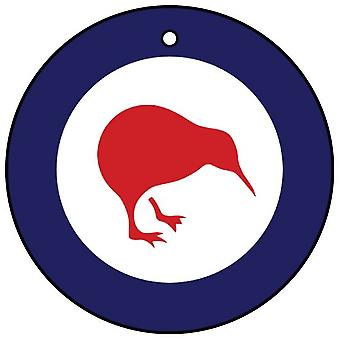 New Zealand Air Force Roundel Car Air Freshener