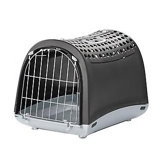 Sandimas Cat cage Linus cabrio, Black (Cats , Transport & Travel , Transport Carriers)
