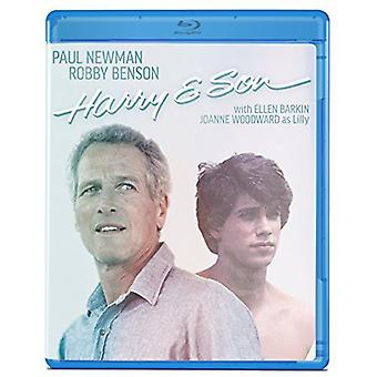 Harry & Son [BLU-RAY] USA import