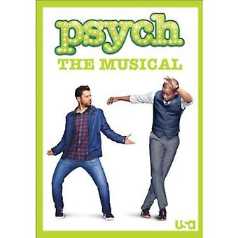 Psych: The Musical [DVD] USA import