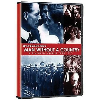 The Man Without a Country [DVD] USA import