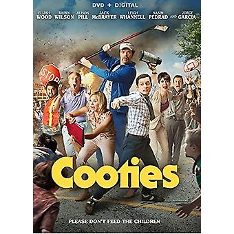 Cooties [DVD] USA importere