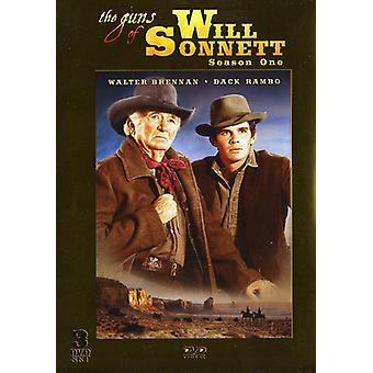 Guns of Will Sonnett: Season 1 [DVD] USA import