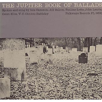 Jupiter Book of Ballads: Spoken & Sung by Isla Cam - Jupiter Book of Ballads: Spoken & Sung by Isla Cam [CD] USA import
