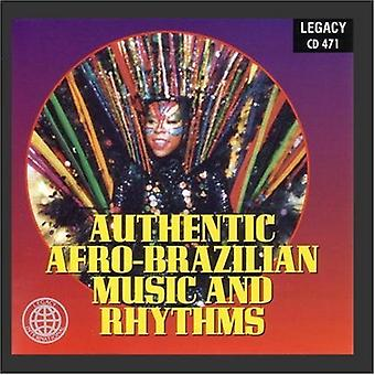 Afro-Brazilian Rhythm Band - Authentic Afro-Brazilian Music [CD] USA import
