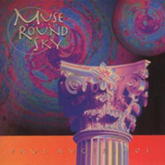 Paul Avgerinos - Muse af runde himlen [CD] USA importen