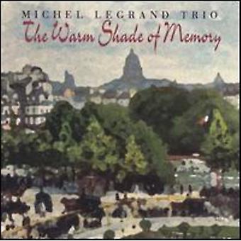 Michel Legrand Trio - varm skyggen af hukommelse [CD] USA import