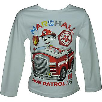 Paw Patrol Boys Long Sleeve Top