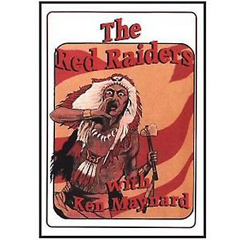 Ken Maynard - importazione USA Red Raiders 1927 [DVD]