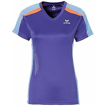 Erima women running T-Shirt purple - 808516