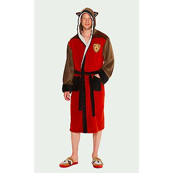 Official Guardians of the Galaxy Rocket Dressing Gown / Bathrobe