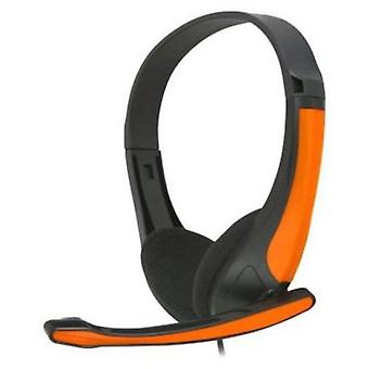 Omega Headset Pc Fh4088 Orange Freestyle
