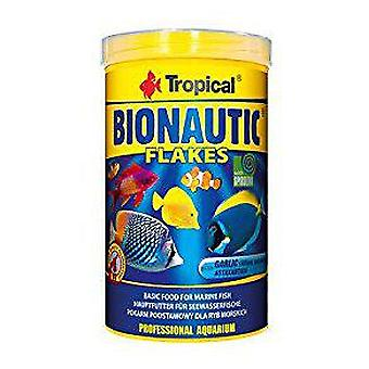 Tropical Bionautic Flakes 250 Ml (Fish , Food , Saltwater)