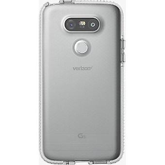 Tech21 Evo FlexShock Check Case for LG G5 - Smokey Gray/White