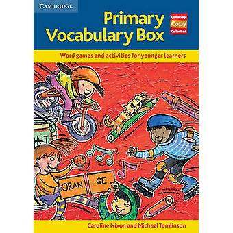 Primary Vocabulary Box by Caroline Nixon & Michael Tomlinson