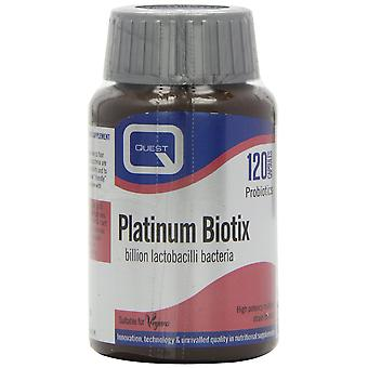 Quest Platinum Biotix (previously: Platinum Probiotic) , 120 caps