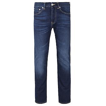 Edwin ED-80 Deep Blue Slim Tapered Jeans