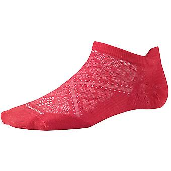 Smartwool PhD exécution Ultra légère Micro Womens chaussettes Hibiscus