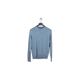 La Martina Rafael Crew Neck uld Mix Strik - Lyng