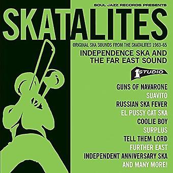 Skatalites - Skatalites: Uafhængighed Ska & Far East lyd [CD] USA importen