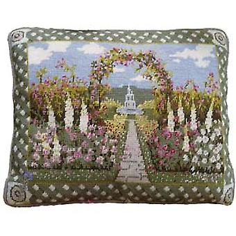 Secret Garden Needlepoint Canvas