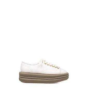 Marc Ellis women's DIVAWHITE White leather of sneakers