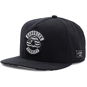 Cayler & sons Snapback Cap - BROOKLYN black / white
