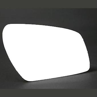 Right Stick-On Mirror Glass for Ford FOCUS C-MAX 2003-2007