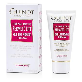 Guinot Rich Lift Firming Cream (For Dehydrated or Dry Skin) 50ml/1.6oz
