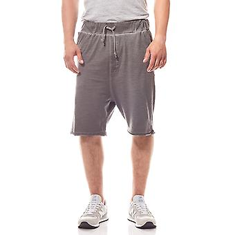 JUNK YARD Palma men's leisure shorts grey used look