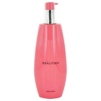 Realities (new) Body Lotion (Tester) By Liz Claiborne