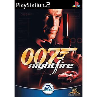 James Bond 007 Nightfire (PS2)