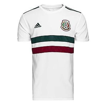 2018-2019 Mexico Away Adidas Football Shirt (Kids)