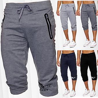 Men's Sweat Shorts Jogging Sport short trousers tracksuit pants cotton summer shorts