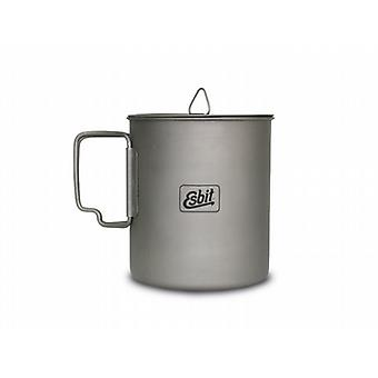 Esbit 750ml Titanium Pot PT750-TI